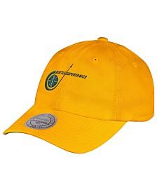 Mitchell & Ness Seattle SuperSonics Hardwood Classic Basic Slouch Cap