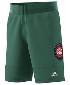 adidas Men's Miami Hurricanes Celebration Shorts