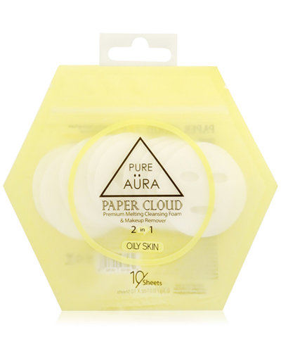 Pure Aura Paper Cloud - Oily Skin