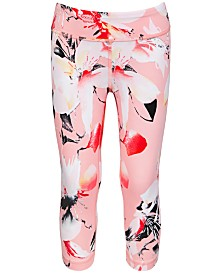 Ideology Little Girls Printed Capri Leggings, Created for Macy's