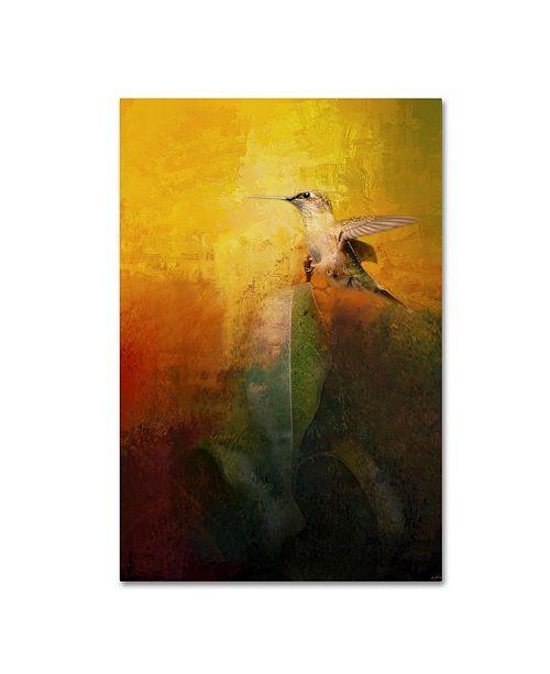 "Trademark Global Jai Johnson 'Sunlit Landing' Canvas Art - 47"" x 30"" x 2"""