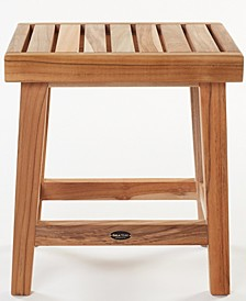 Gala Teak Shower Bench-16""