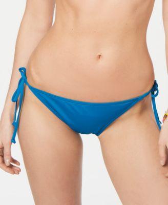 Juniors' Classics Side-Tie Bikini Bottoms