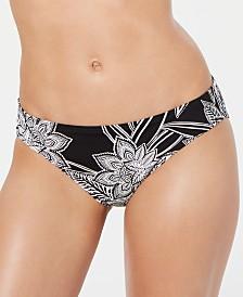 Lauren Ralph Lauren Floral Hipster Bikini Bottoms