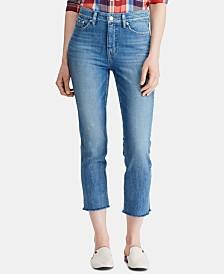Lauren Ralph Lauren Petite Straight Jeans