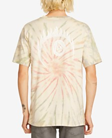 Volcom Men's Eightball Peace Short Sleeved Tee