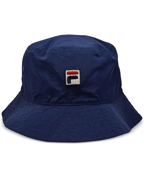 0111f1035 Fila Reversible Bucket Hat & Reviews - Women's Brands - Women ...