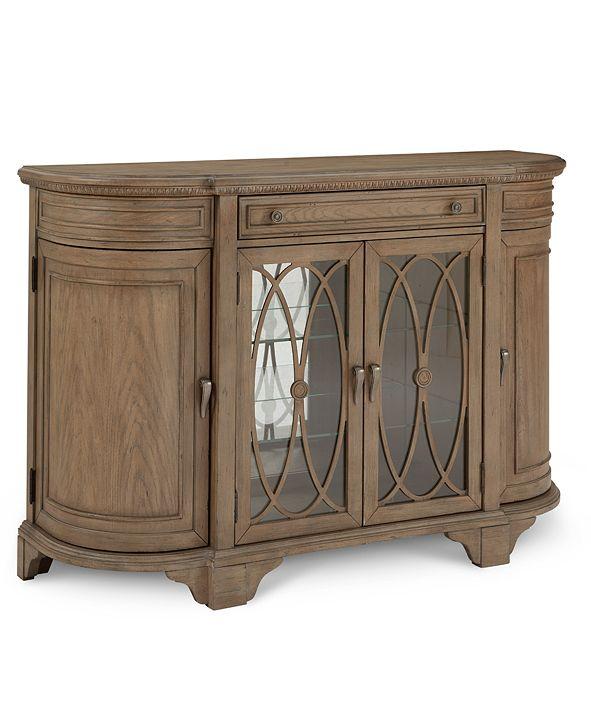 Furniture Trisha Yearwood Jasper County Dogwood Credenza