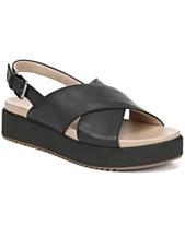 41228daf9202 Soul Naturalizer Honor Slingback Platform Sandals