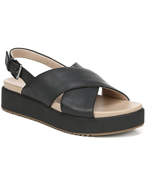 6e6327e7f44f Soul Naturalizer Honor Slingback Platform Sandals   Reviews - Ladies ...