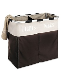 Whitmor Double Hamper