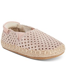 Robeez Baby Girls Ellie Espadrille Shoes