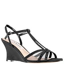 Nina Viveca Wedge Sandals