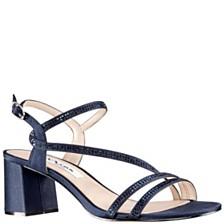 Nina Naura Block Heel Sandals