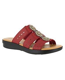 Nori Slide Sandals