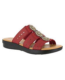 Easy Street Nori Slide Sandals