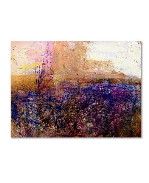 """Trademark Global Natasha Wescoat 'Courageous' Canvas Art - 24"""" x 18"""" x 2"""""""