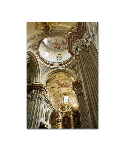 "Trademark Global Robert Harding Picture Library 'Architecture 17' Canvas Art - 47"" x 30"" x 2"""