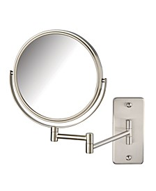 "The JP7506NMT 8"" Two-Sided Wall Mount Mirror"