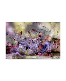 "RUNA 'Spring Flowers' Canvas Art - 19"" x 12"" x 2"""