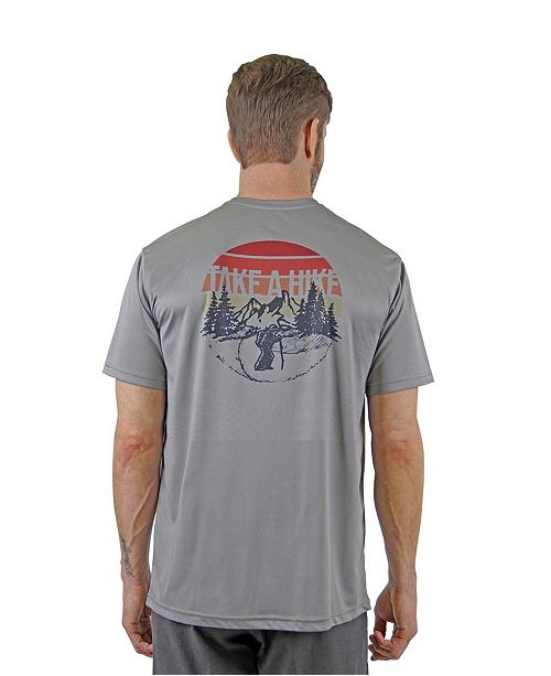 Mountain And Isles Sun Protection Short Sleeve Take a Hike T-Shirt