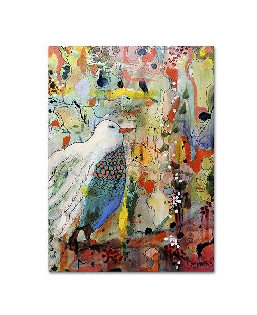 "Trademark Global Sylvie Demers 'Vers Toi' Canvas Art - 32"" x 24"" x 2"""