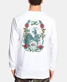 Quiksilver Men's Electric Ocean Graphic Shirt