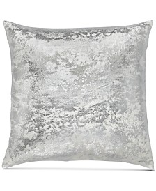 "Sunham Metallic Velvet 22"" x 22""  Decorative Pillow"