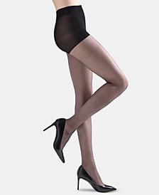 Women's Ultra Sheer Control Top Pantyhose Hosiery