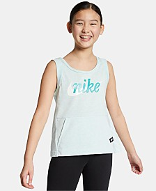 Nike Big Girls Sportswear Logo Tank Top