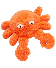 "First Impressions Baby Boys or Girls 8"" Crab Plush Doll, Created for Macy's"