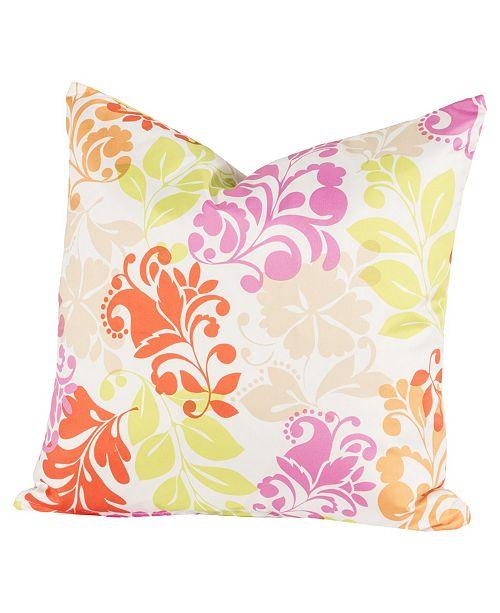 "Siscovers Spring Forward 26"" Designer Euro Throw Pillow"