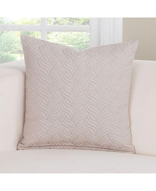 """PoloGear Saddleback Dusk 26"""" Designer Euro Throw Pillow"""