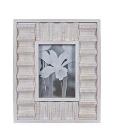 "Danya B. Carved Wood Tabletop Display - 5"" x 7"" Picture Frame"