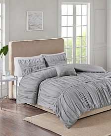 510 Design Ciera King/California King 4 Piece Comforter Set