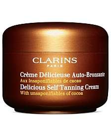 Delicious Self Tanning Cream, 4.2 fl. oz