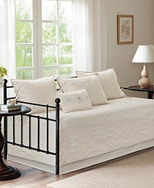 Madison Park Peyton Daybed 6 Piece Cotton Rich Filling Daybed Set