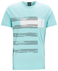 BOSS Men's Tee 10 Regular-Fit Cotton T-Shirt