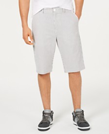Sean John Men's Striped Shorts