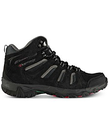 Big Boys Mount Mid Waterproof Hiking Shoes from Eastern Mountain Sports