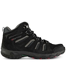 Karrimor Big Boys Mount Mid Waterproof Hiking Shoes from Eastern Mountain Sports