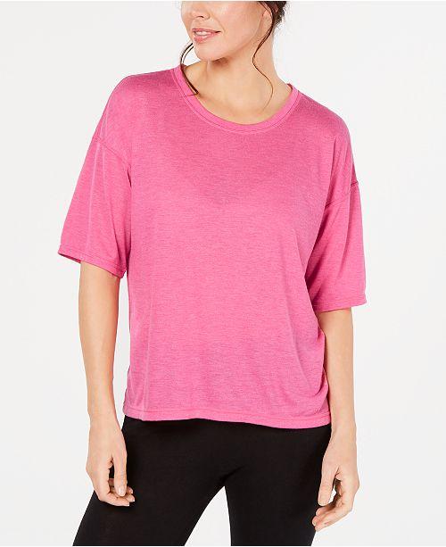 Calvin Klein Split-Back T-Shirt