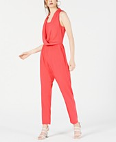 b4953d5db9b Red Jumpsuits   Rompers for Women - Macy s