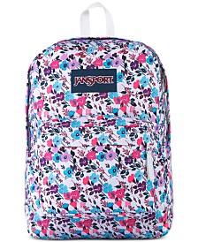 Jansport Printed Superbreak Backpack