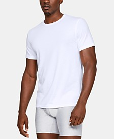 Under Armour Men's 2-Pk. Charged Cotton® T-Shirts