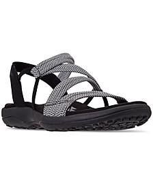 Women's Reggae Slim - Skech Appeal Athletic Sandals from Finish Line