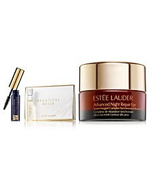 Receive a FREE 3pc beauty gift with any $75 Estée Lauder purchase!