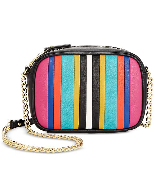 INC International Concepts I.N.C. Seyenna Patch Crossbody, Created For Macy's