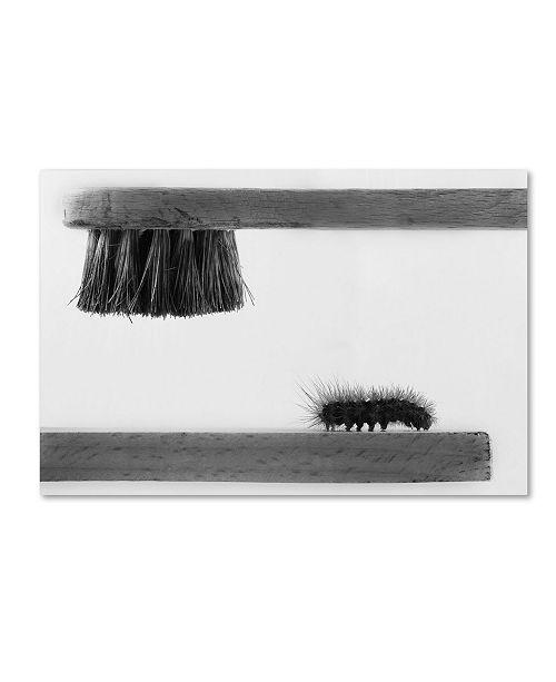 "Trademark Global Stefano Mallus 'Dear Friend' Canvas Art - 47"" x 30"" x 2"""