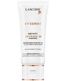 UV Expert Aquagel Defense 50 Sunscreen, 1 oz.